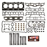 Evergreen HSHB5020 Cylinder Head Gasket Set Head Bolt