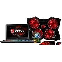XOTIC MSI GP62X LEOPARD-1046 w / FREE BUNDLE! -15.6 FHD Matte Screen   Intel Core i7-7700HQ   NVIDIAGeForceGTX 1050 4G GDDR5   16GB  128GB SSD   1TB HDD   Win10