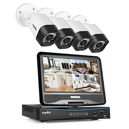 SANNCE 8CH 720P DVR Video Recorder with  - Video Recorder Base Shopping Results