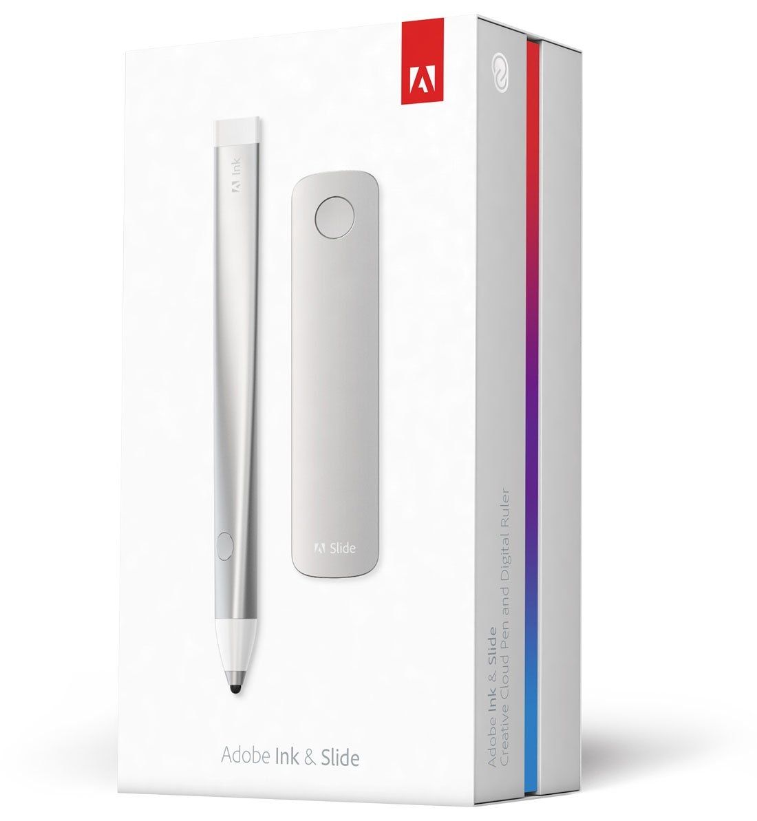 Adobe Ink & Slide Creative Cloud Connected Precision Stylus for iPad