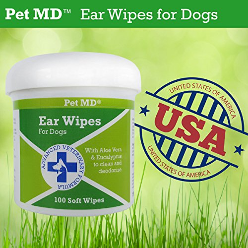 Dog Ear Wipes Amazon