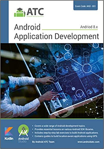 android app development books 2018