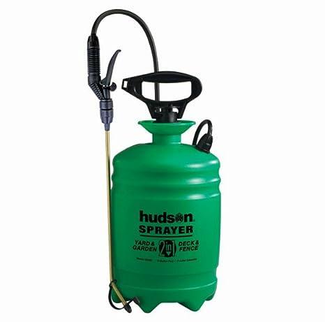 Amazon.com : Hudson 66193 Yard & Garden/Deck & Fence 2 in 1 Sprayer ...