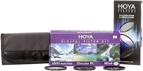 Hoya YKITDG049 - Kit de filtros, 49 mm: Amazon.es: Electrónica