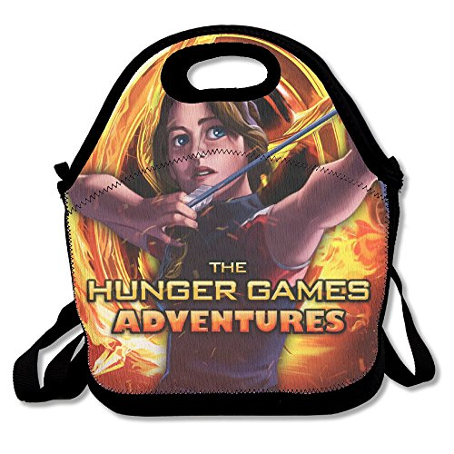 The Hunger Games Travel Tote Lunch (Effie Trinket Clothes)
