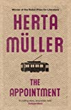 Front cover for the book The Appointment by Herta Müller