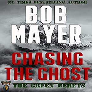 Chasing the Ghost (Black Ops) Audiobook
