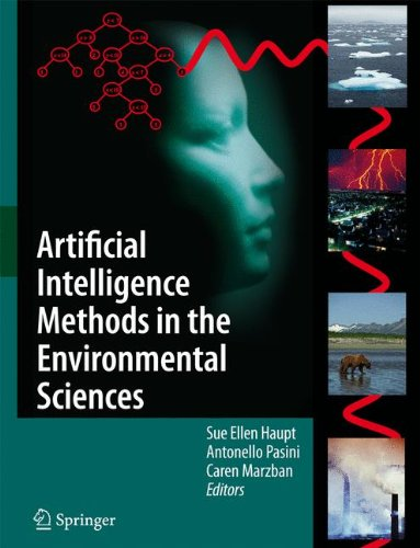 Artificial Intelligence Methods in the Environmental Sciences by Springer
