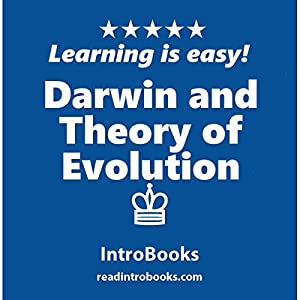 Darwin and the Theory of Evolution Audiobook