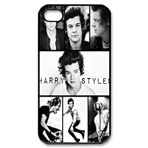 High Quality Phone Back Case Pattern Design 17one direction Pattern- For Iphone 4 4S case cover
