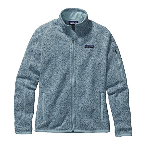 Patagonia - Better Sweater, color azul claro