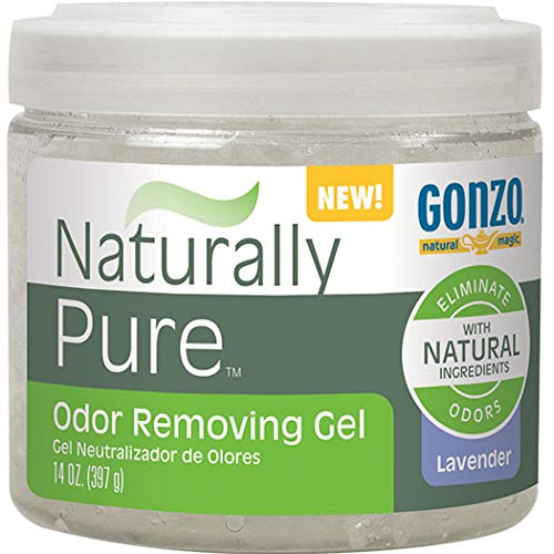Gonzo Natural Magic Naturally Removing