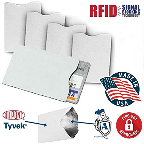 5x RFID Blocking Credit Card