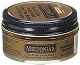 Meltonian Shoe Cream Polish, Medium Brown, 1.55oz