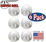 Wiffle Ball Baseballs, 6 Piece