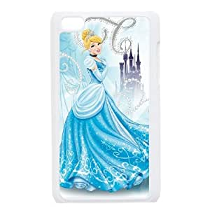 Cinderella iPod Touch 4 Case White Gift pjz003_3283664