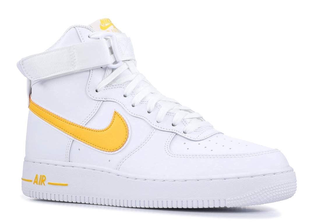 Nike Air Force 1 High '07 3 AT4141 101: Amazon.it: Scarpe