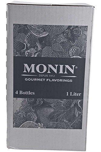 Monins Wildberry Fruit Puree Syrup, 1 Liter -- 4 per case. by Monins by Monin (Image #1)