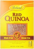 Roland Quinoa, Red, 12 Ounce (Pack of 12)
