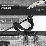 Ytonet Laptop Case, 15.6 inch TSA Laptop Sleeve