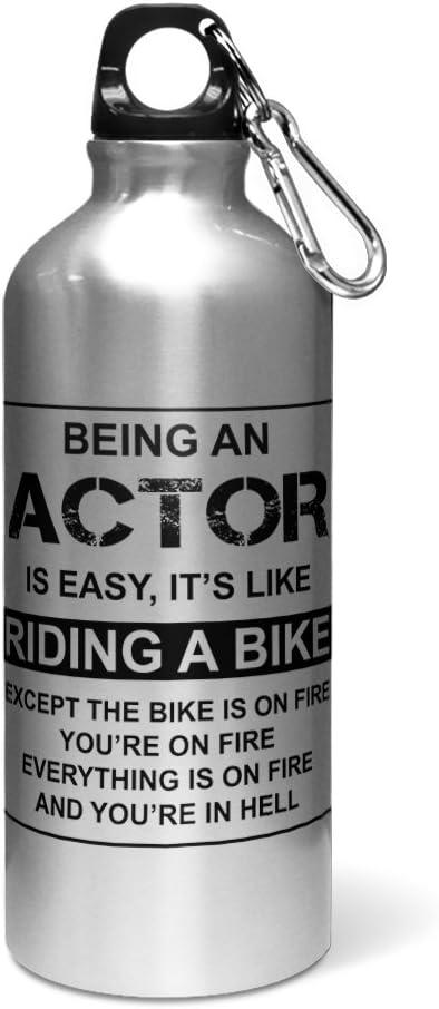 400 ml ser protagonista es fácil es como montar en bicicleta ...