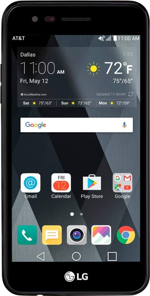 "LG Phoenix 3 M150 4G LTE 5"" 16GB Smartphone Android 7.0 Nougat - GSM Unlocked"