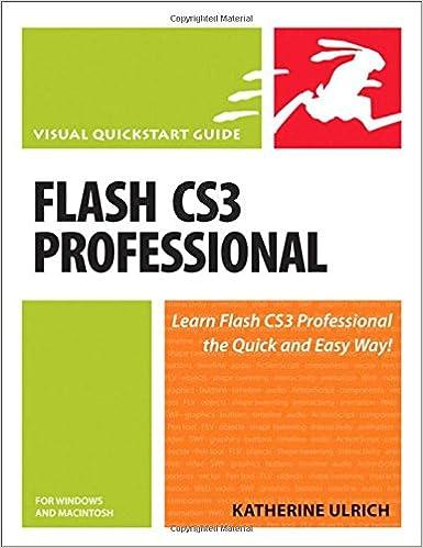 Flash CS3 Professional for Windows and Macintosh: Katherine