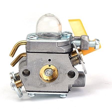 Alamor Cortador de césped cortacésped carburador para Ryobi ...