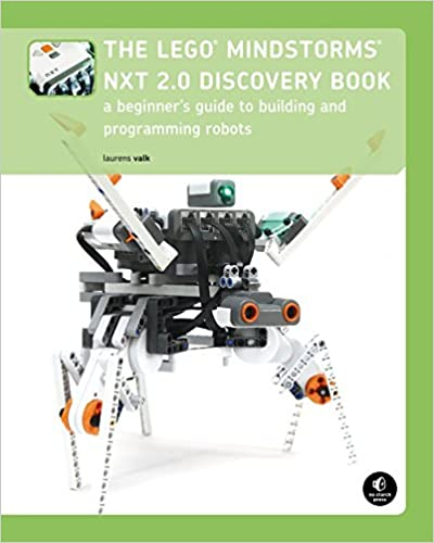 the lego mindstorms nxt 2 0 discovery book a beginner s guide to