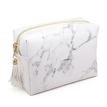 5cc41ab83c57 Amazon.com   Marble Cosmetic Bag