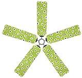 Fan Blade Designs Daisies Ceiling Fan Blade Covers