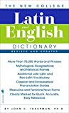 img - for The Bantam New College Latin & English Dictionary (English and Latin Edition) book / textbook / text book