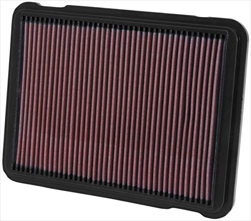 - K&N engine air filter, washable and reusable:  1998-2017 Toyota/Lexus SUV (Land Cruiser 76/78/79, Land Cruiser Prado, Land Cruiser, LX470) 33-2146