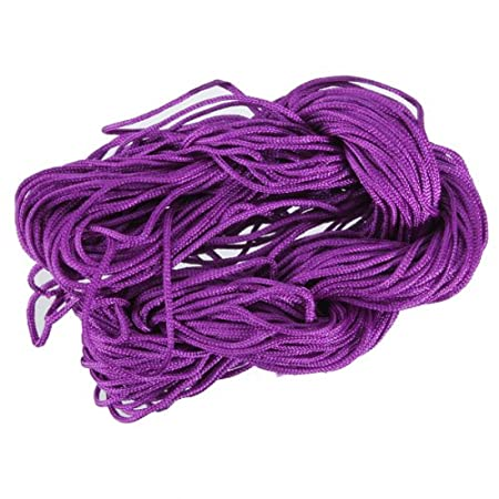 New 1mm 28M//roll Chinese Knotting Nylon Thread Cord Wire Beading Bracelet Rope