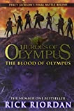 The Blood of Olympus (Heroes of Olympus Book 5) by Rick Riordan (7-Oct-2014) Hardcover