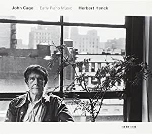 Cage: Early Piano Pieces