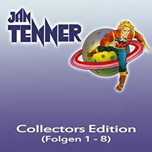 Jan Tenner Collectors Edition - Folgen 1 - 8 Hörspiel