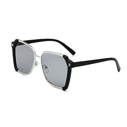 Elegantes gafas de sol grandes para mujeres hombres gafas de ...