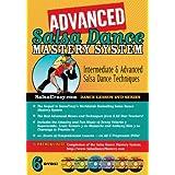 SalsaCrazy's Advanced Salsa Dance Mastery System (Six-DVD Set)