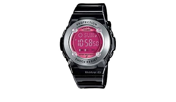 Casio BG-1302-1ER - Reloj digital de mujer de cuarzo con ...