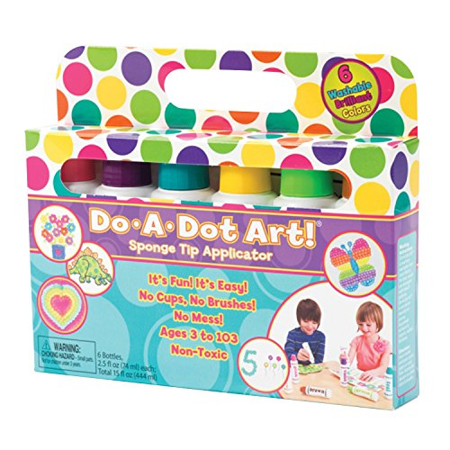 Do Dot Art Brilliant Washable