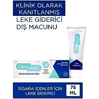 Clinomyn Diş Macunu 75 ml (Sigara İçenler İçin Diş Macunu)