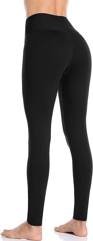 CharmLeaks High Waist Yoga Pants for Women Tummy Control Compression Leggings