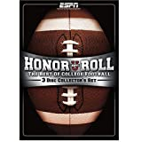 ESPNU Honor Roll: The Best of College Football - Collector's Set