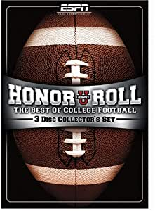 ESPN Honor Roll The Best Of College Football V2 Movie HD free download 720p