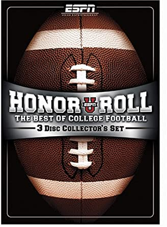 Amazon Com Espn Honor Roll The Best Of College Football