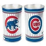 Chicago Cubs 15'' Waste Basket