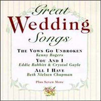 Great Wedding Songs / Various