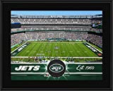 """New York Jets 10"""" x 13"""" Sublimated Team Plaque - NFL Team Plaques and Collages"""
