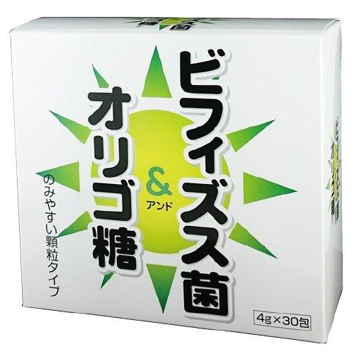 【6個セット】ビフィズス菌+オリゴ糖 4g×30包 B01DXW4Q5Q 6個セット  6個セット